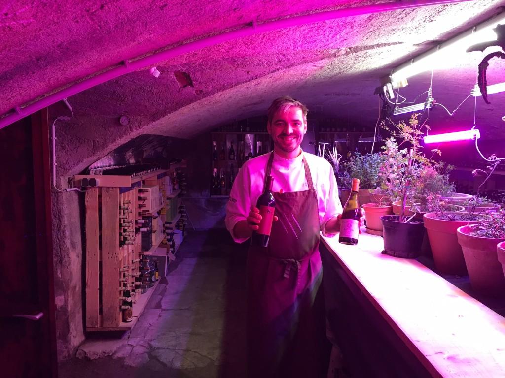 Ressis Wein- und Kräuterkeller