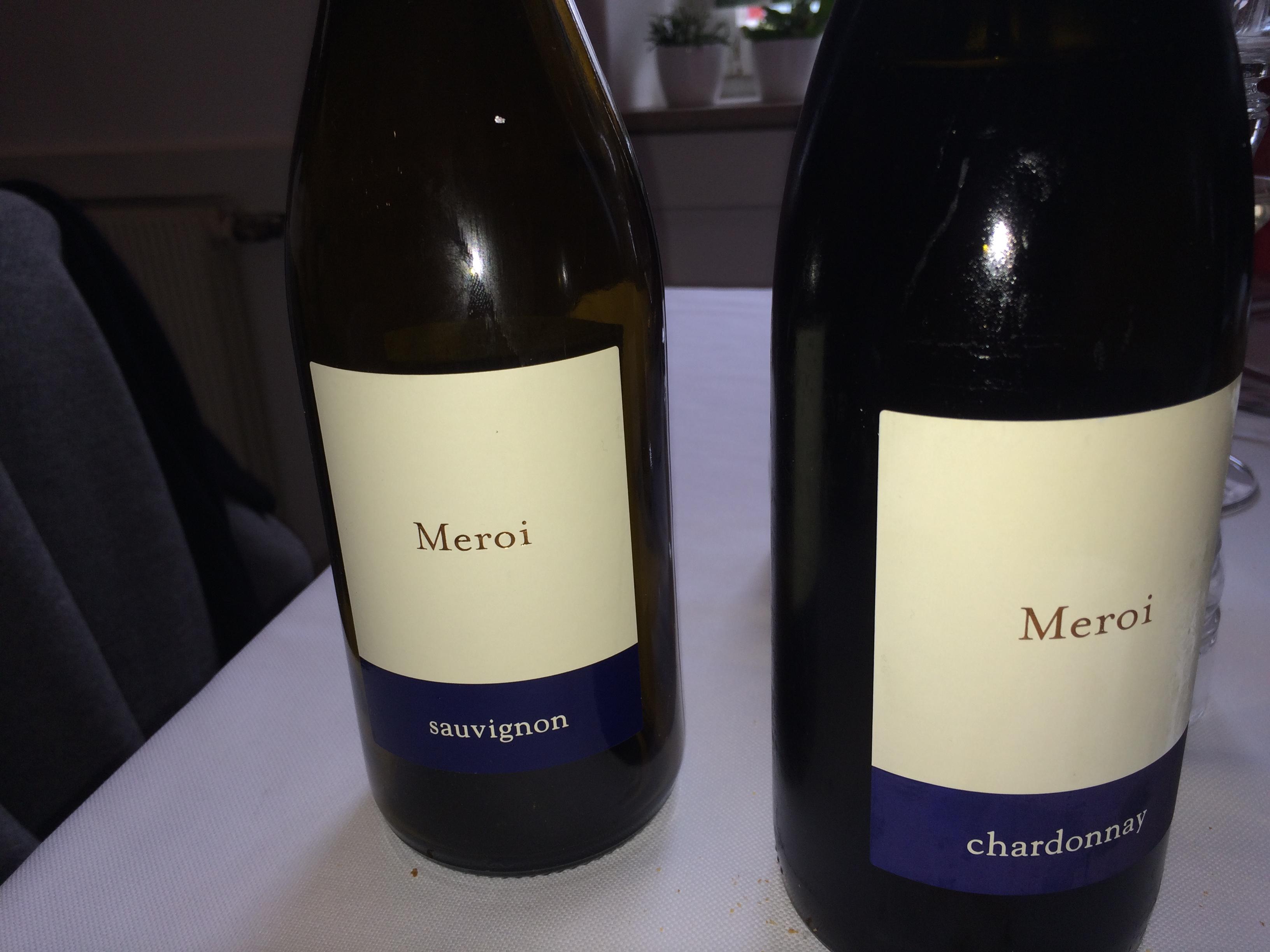 Sauvignon & Chardonnay